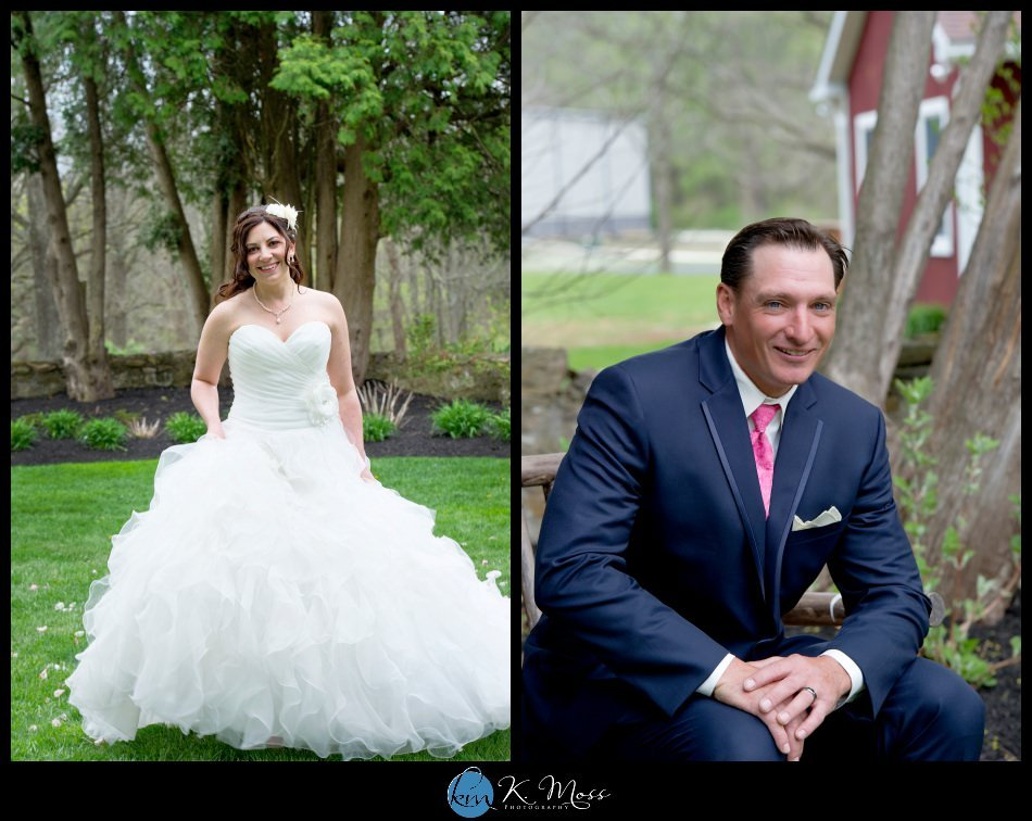 lehigh valley wedding photographer - rustic wedding - reading pa wedding photographer -fuchsia wedding shoes – bride shoes pink - lehigh valley wedding photographer - rustic wedding - reading pa wedding photographer - pink wedding shoes - fuchsia wedding shoes – bride and groom first look – bride and groom outdoor photos – bally spring inn wedding – bride ruffle ball gown - Mori lee wedding gown – Susankolarcouture - Sue annes bridal outlet - wedding bouquet - rose and peony bride bouquet - rose peony flowers – Distinctive Florals by Mary