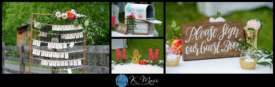 rustic wedding seating cards - wedding mailbox for cards- please sign our guestbook-wedding alphabet sign-Burnside plantation wedding photographer – Bethlehem wedding photographer – wedding photographer in berks county - Lehigh valley wedding photographer – wedding photographer in reading pa –
