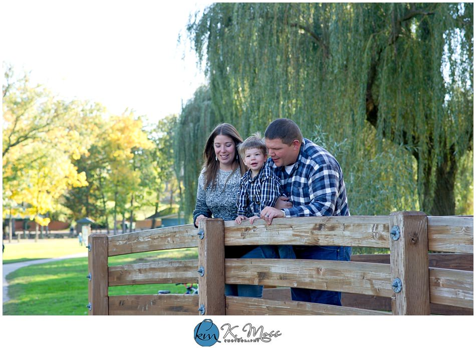 Allentown Rose Gardens Family Photo Session | K. Moss Photography