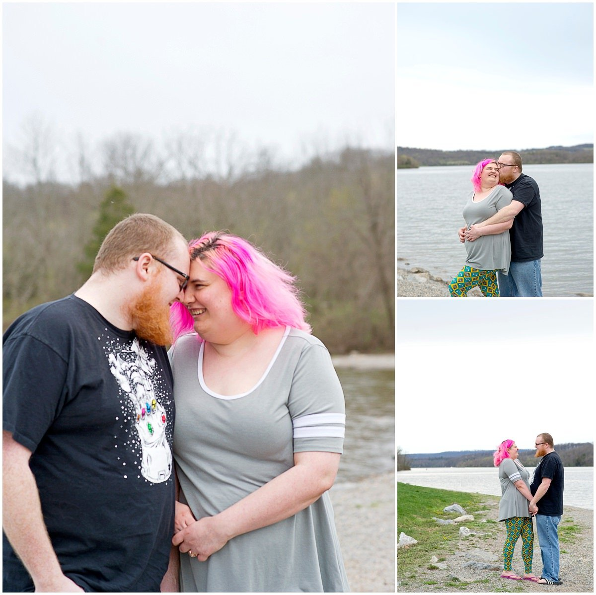 Berks County Wedding Photographe Blue Marsh Lake Engagement Photos | K. Moss Photography