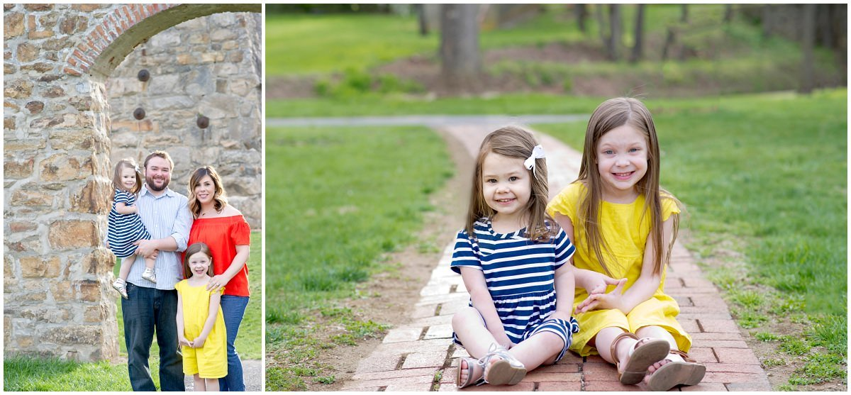 Lockridge Furnace Family Photo Session | K. Moss Photography