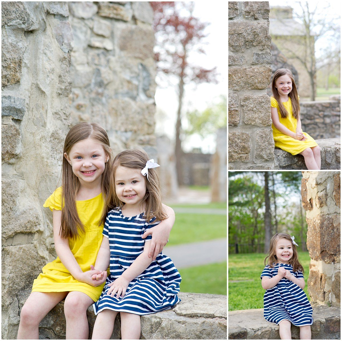 Lockridge Furnace Sisters Photo Session | K. Moss Photography