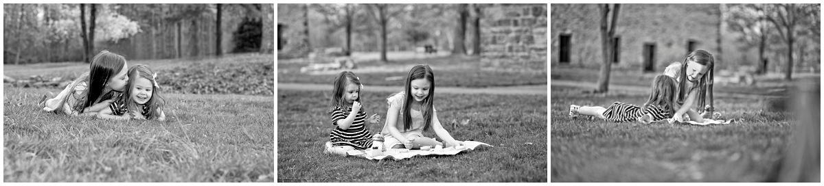 Lockridge Furnace Family Photo Session   K. Moss Photography