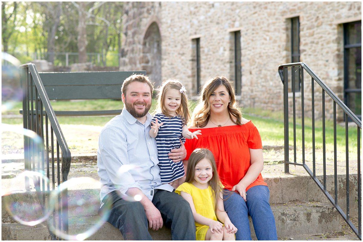 Lockridge Furnace Family Photo Session | K. Moss Photography