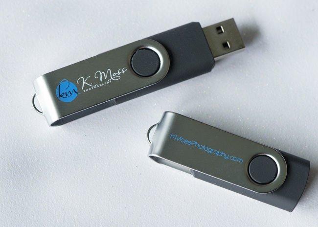 Custom USB Flash Drives