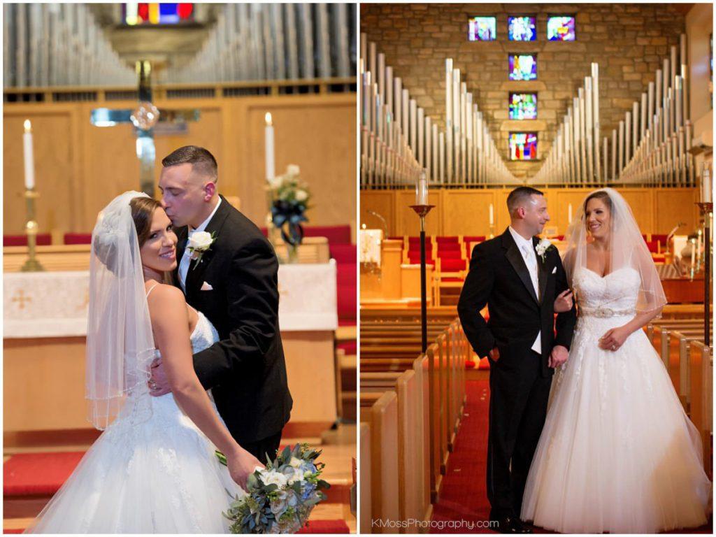 West Lawn United Methodist Berks County Wedding | K. Moss Photography