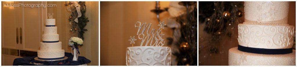 Berkshire Country Club Berks County Winter Wedding | K. Moss Photography