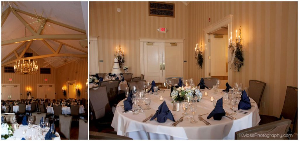 Berkshire Country Club Berks County Winter Wedding K Moss Photography