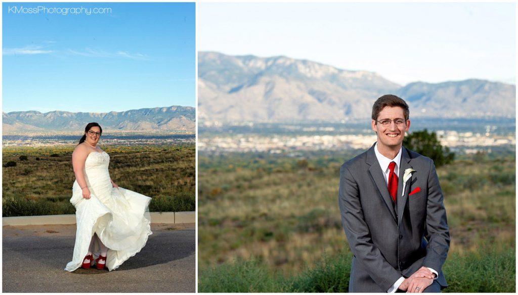 Albuquerque, NM wedding | K. Moss Photography