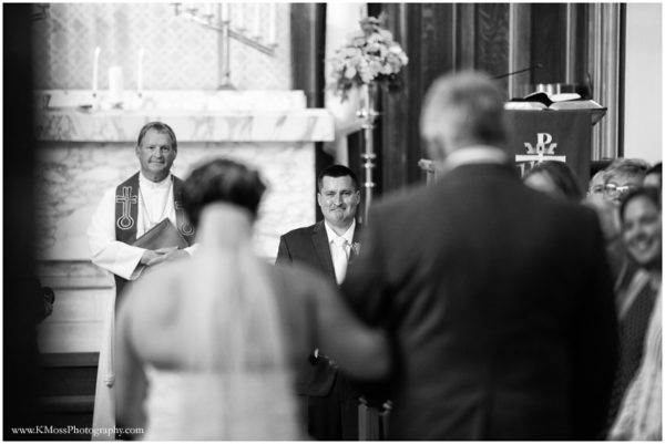 Alsace Lutheran Church - Berks County Wedding Photography - K. Moss Photography