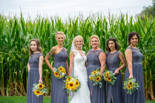 Barn Swallow Farm Weddings - Northampton, PA - K. Moss Photography